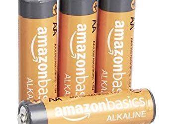 AA 1.5 Volt Performance Alkaline