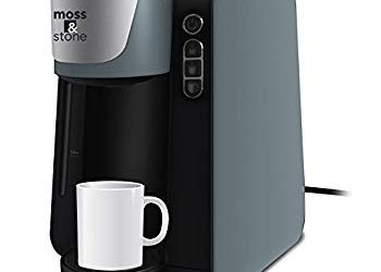 Single Serve K-Cup Coffee Maker, Black