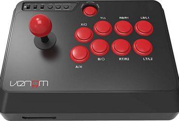 Venom Multi Format 8-Button Arcade Fight Stick
